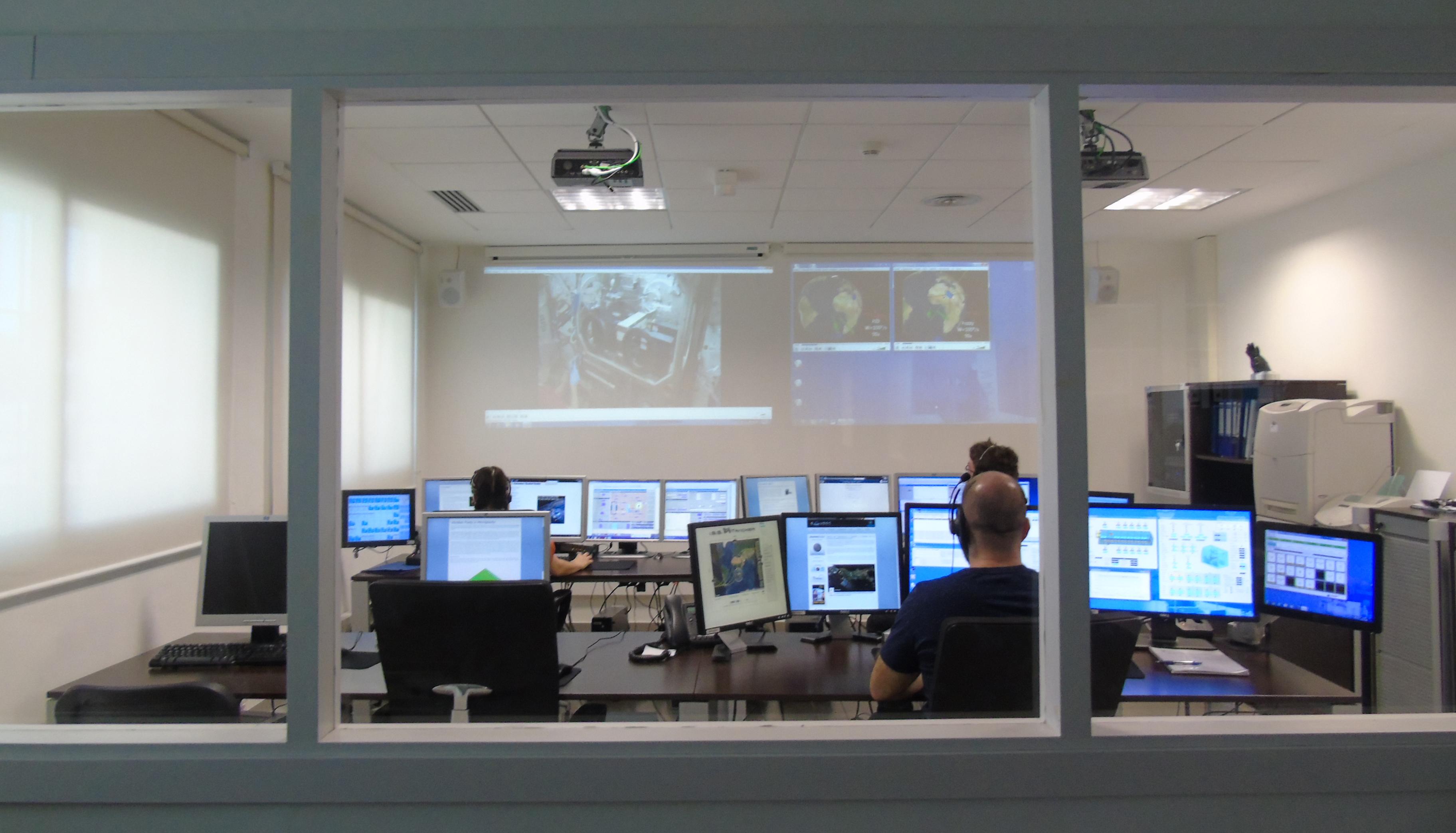 E-USOC Control Room
