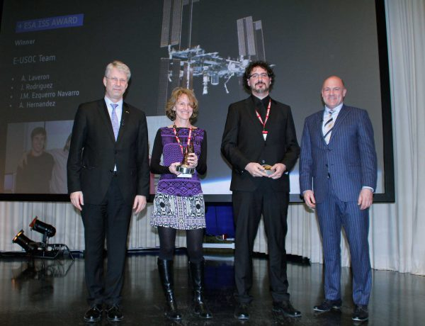 ISS Award Ceremony
