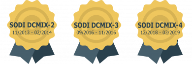 SODI DCMIX Experiments
